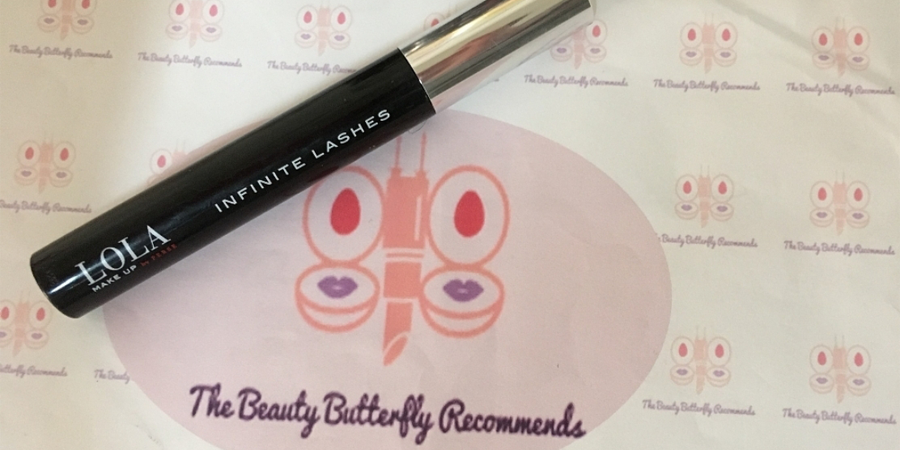 The Beauty Butterfly's Review of LOLA Make Up Infinite Lashes Mascara