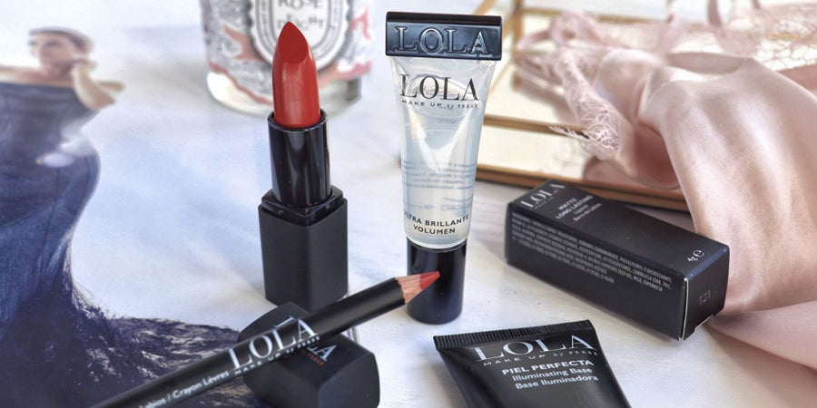 Sandyxo Product Reviews of LOLA Make Up