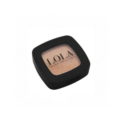 lola make up eyeshadow mono 017 gold