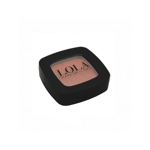 Lola make up eyeshadow mono 018 brown hazel