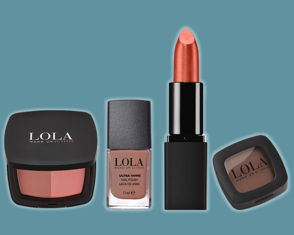 Lola make up aw19 collection memories look 2 products