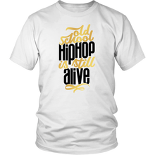 Load image into Gallery viewer, Old School Hip Hop Tee
