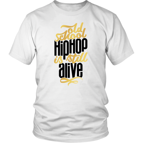 Old School Hip Hop Tee