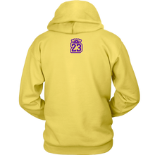 "Load image into Gallery viewer, 100 HU$TLE ""King"" Alt Hoodie"