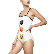 Load image into Gallery viewer, Women's Bomb A** Kitty One-piece Swimsuit