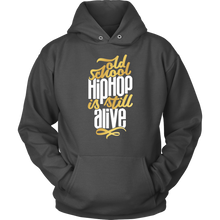Load image into Gallery viewer, Old School Hip Hop Hoodie