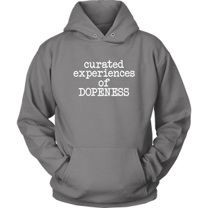 Curated Dopeness Hoodie
