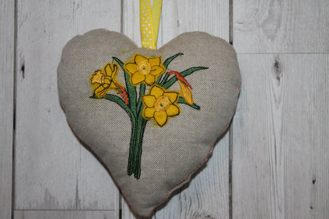 Daffodil's Hanging Heart