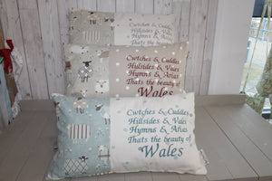 Hymns & Arias, Sheep in Jumpers - Multi Dotty and Duck Egg Sheep