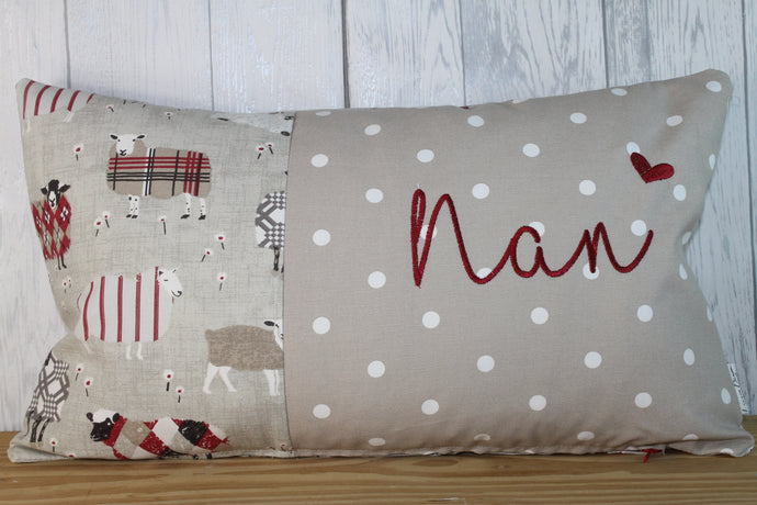 Nan Cushion- Mother's Day Cushion