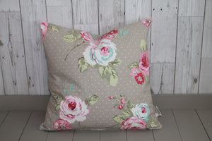 Pretty Floral Cushion Cover Only