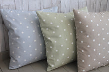 Load image into Gallery viewer, Pretty Dotty Cushion Cover Only