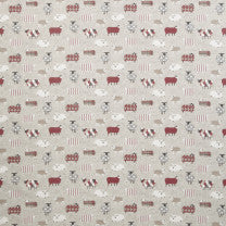 Sheep in Jumper Fabric by the Metre