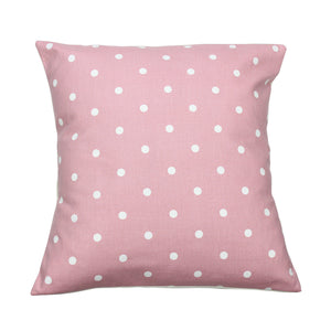Pink Dotty Cushion