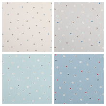 Load image into Gallery viewer, Multi Colour Dotty Fabric-Seaside Spot