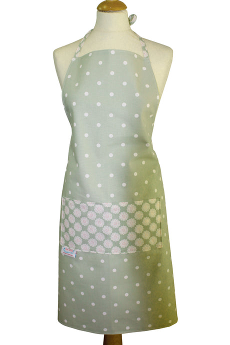 Sage Dotty and Daisy Adult Apron