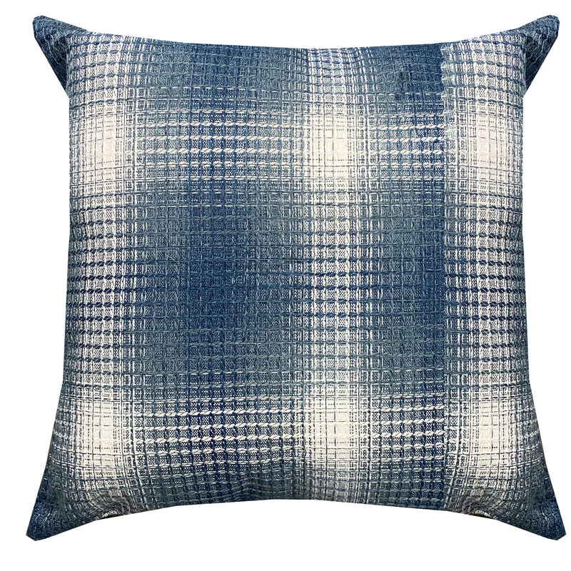 Bandera Pillows | Size 20X20 | Color Blue