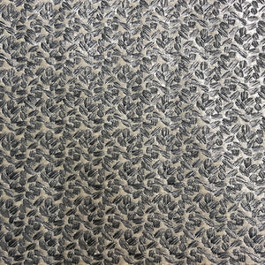 Cruze Fabric | Embroidered Velvet