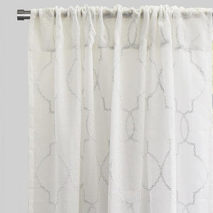 Aladdin Curtain Panels | Size 54X96 | More Colors Available