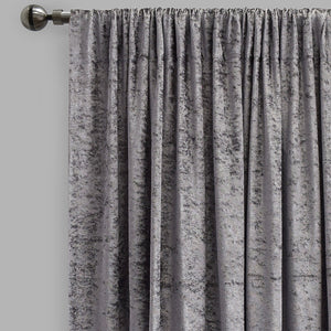 Calisi Curtain Panels | Size 54x96 | Color Silver