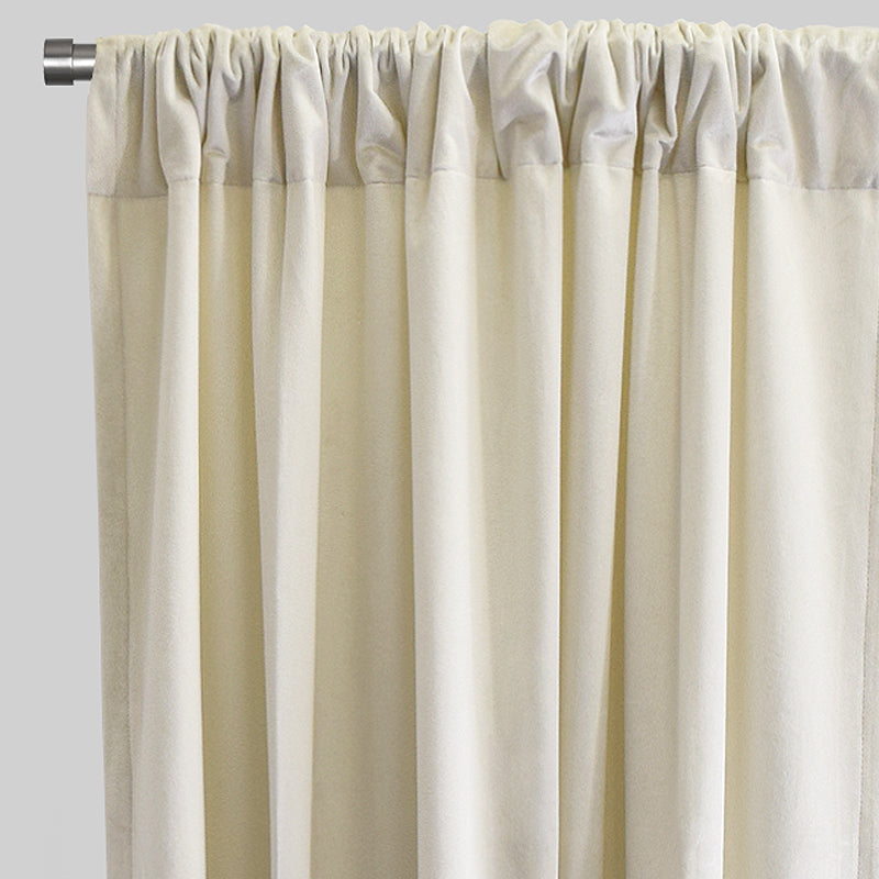 Calypso Curtain Panels | Size 54x84 | Color Ivory
