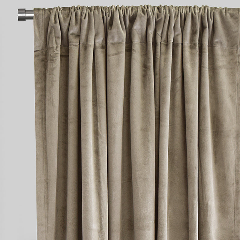 Calypso Curtain Panels | Size 54x84 | Color Beige