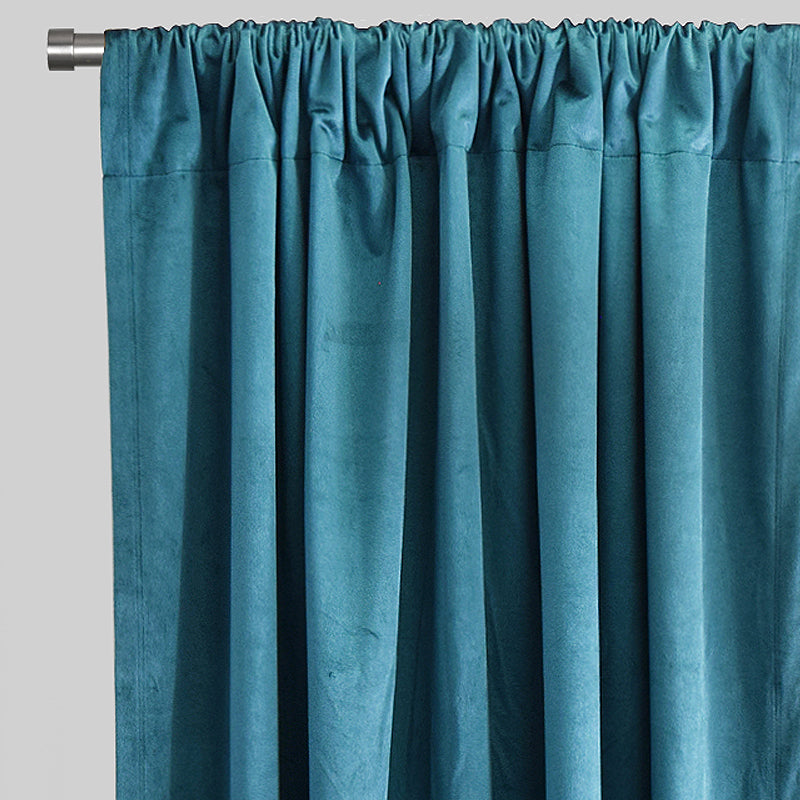 Calypso Curtain Panels | Size 54x84 | Color Peacock