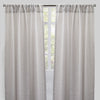 Champion Set of 2 Sheer Curtain Panels | Size 54X96 | Color Silver