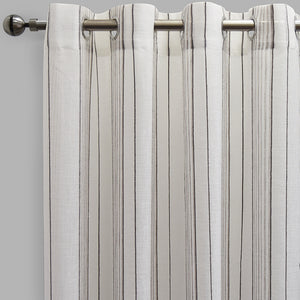 Gabe Curtain Panels | Size 54x96 | More Colors Available