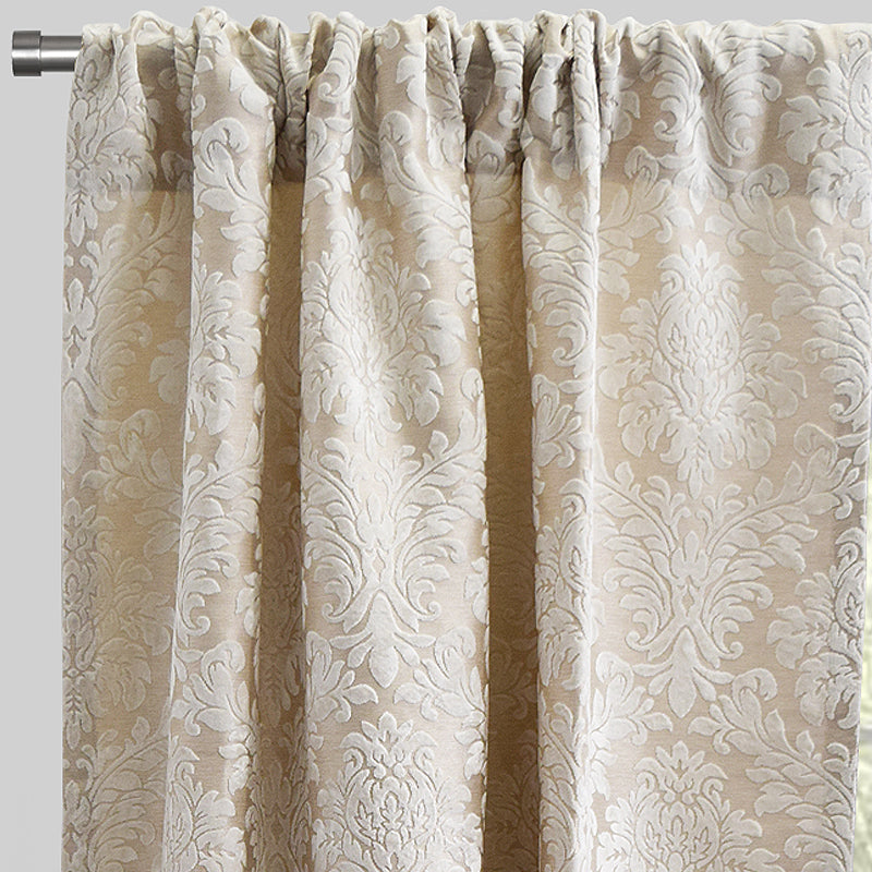 Georgina Curtain Panels | Size 54x96 | Color White