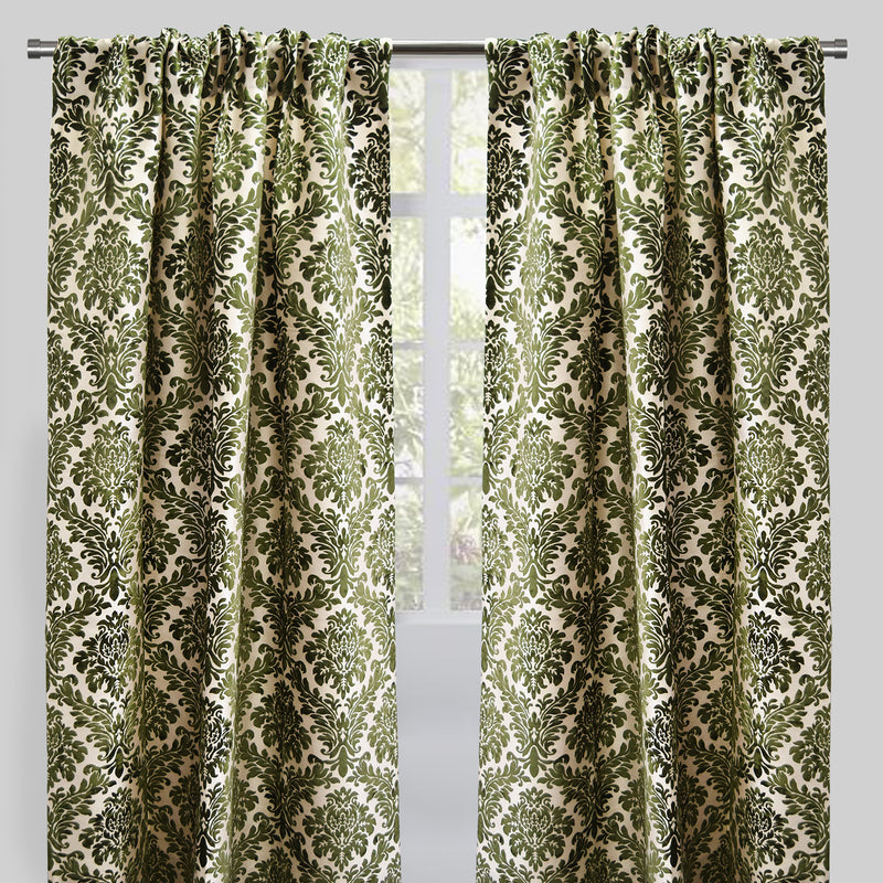 Georgina Curtain Panels | Size 54x96 | More Colors Available