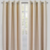 Ilan Set of 2 Room Darkening Curtain Panels | Size 54X96 | Color Natural