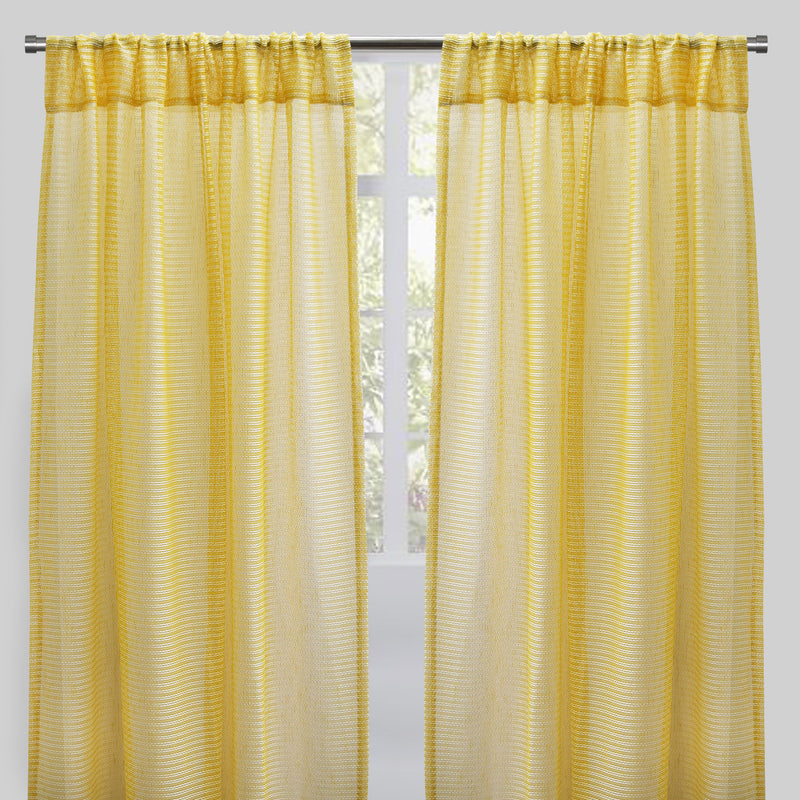 Ruby Curtain Panels | Size 54x96 | More Colors Available