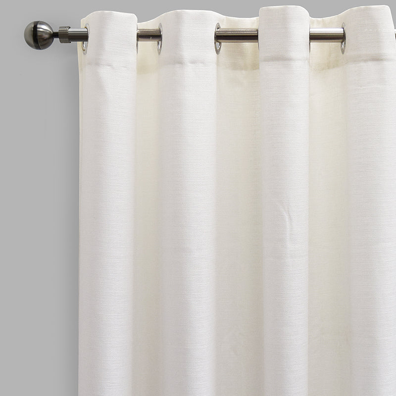 Sophie Curtain Panels | Size 54x96 | Color Ivory
