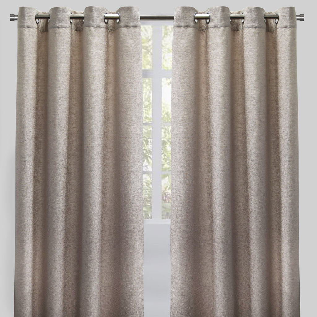 Throne Curtain Panels | More Sizes & Colors Available
