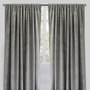 Torino Curtain Panels | Size 54X96 | More Colors Available
