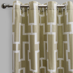 Waltz Curtain Panels | Size 54x96 | Color Ivory