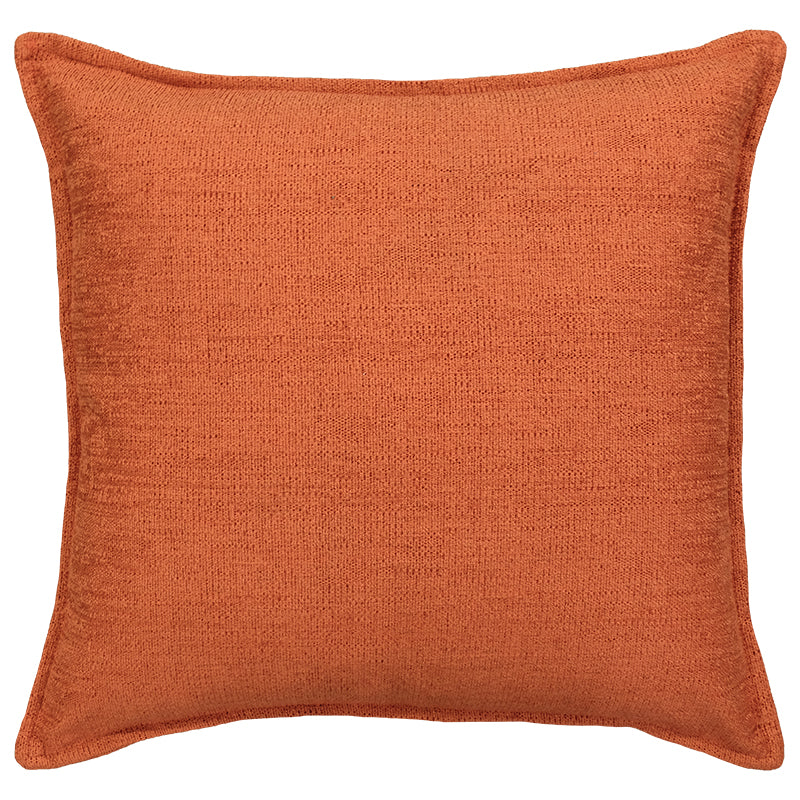 Mercy Pillows | Size 20X20 | Color Tangerine