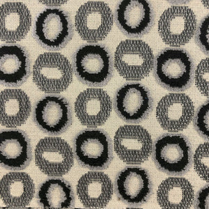 Edina Fabric | Jacquard Velvet on Linen Look - Rodeo Home