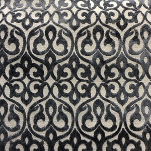 Georgia Fabric | Cut Velvet