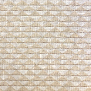 Kamali Fabric | Metallic Linen Look