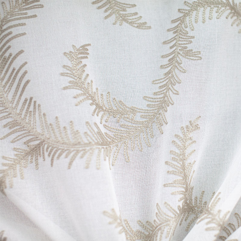 Karen Fabric | Embroidered Sheer
