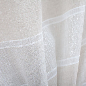 Odessa Fabric | Striped Sheer