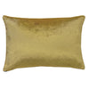 Beatrice Pillows | Size 18x26 | Color Gold