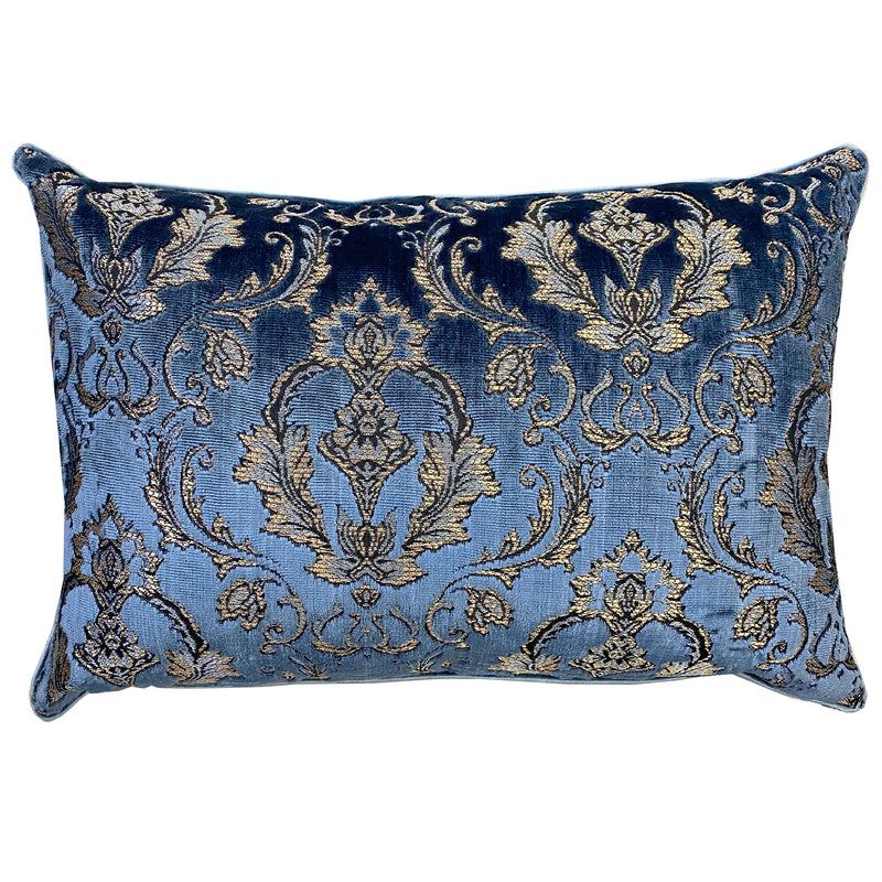 Beatrice Pillows | Size 18x26 | Color Royal