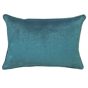 Beatrice Pillows | Size 18x26 | Color Cerulean