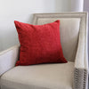 Clarise Pillow | Size 20X20 | Color Red