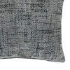 Claudia Pillows | Size 18X22 | Color Gray