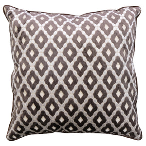 Diego Pillows | Size 24X24 | Color Chocolate
