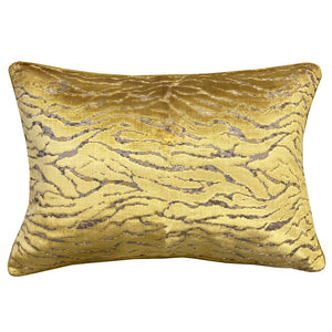 Empress Pillows | Size 18X26 | Color Gold